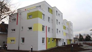 Bild unseres Neubaus Wirthstraße 1, 3