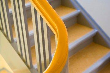 Bild von einem Treppenhaus