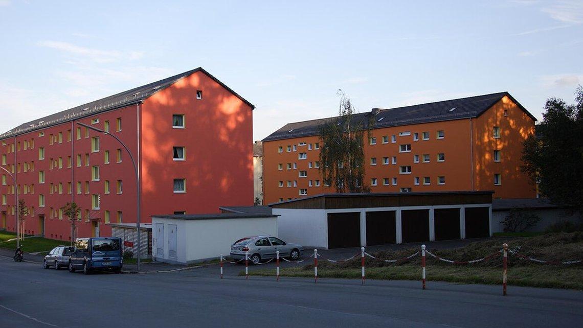 Bild von Garagen am Schlossweg