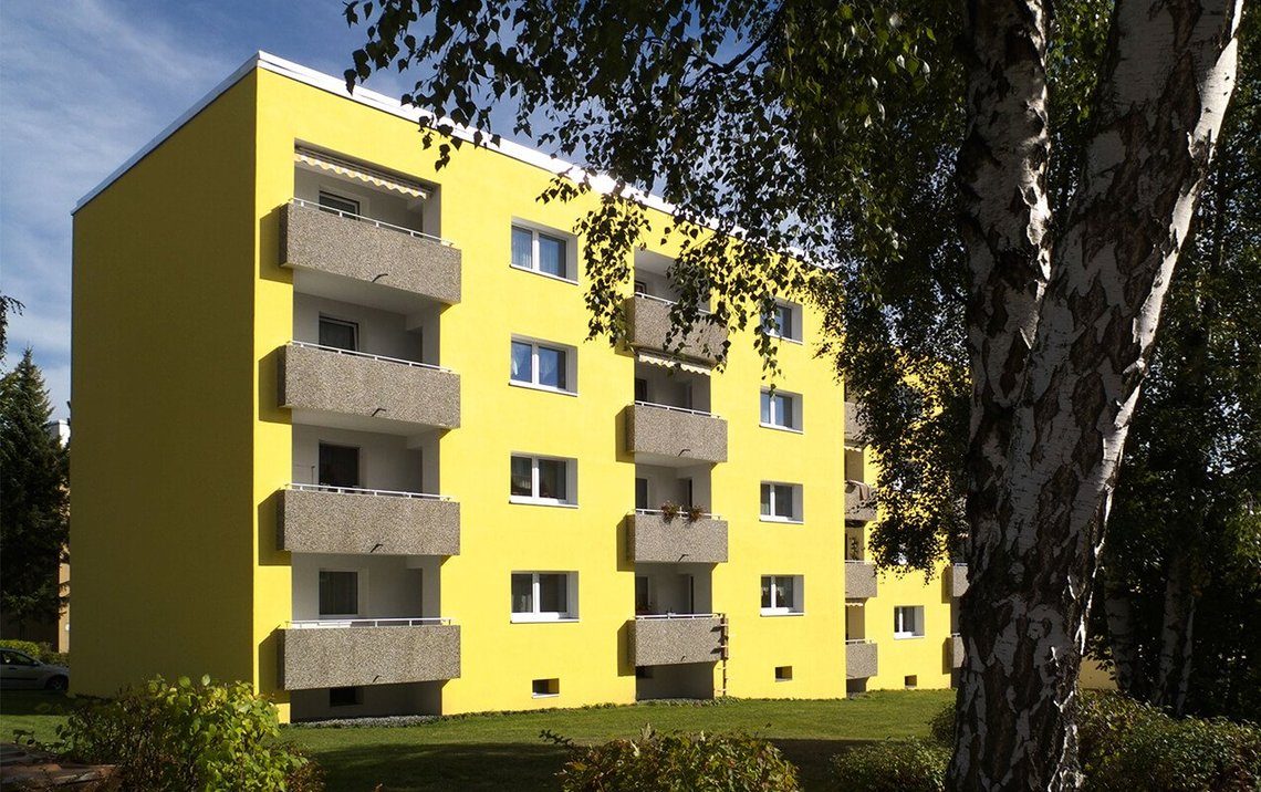 Bild des Wohngebiets Moschendorf/Krötenbruck