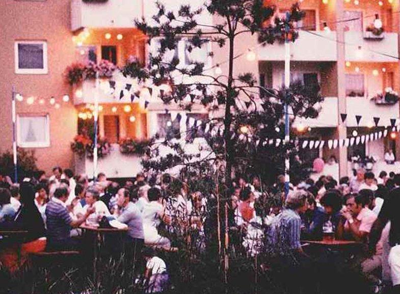 Bild vom Brunnenfest