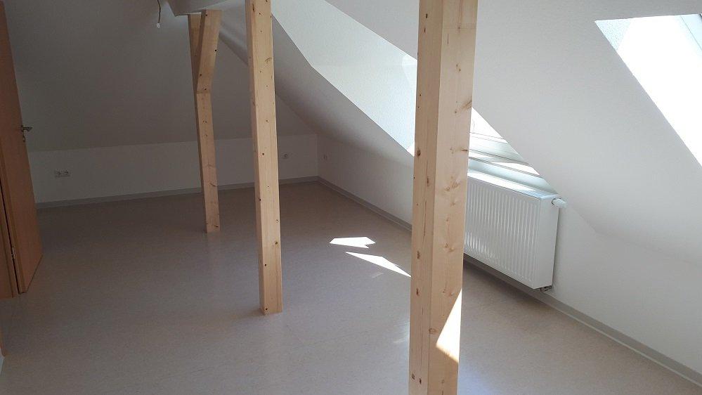 Musterbild nach Umbau eines Einfamilienhauses