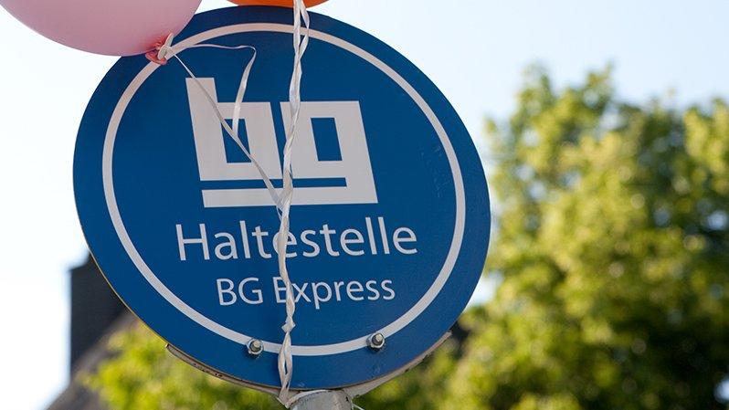 """Bild vom Der """"BG-Express"""""""