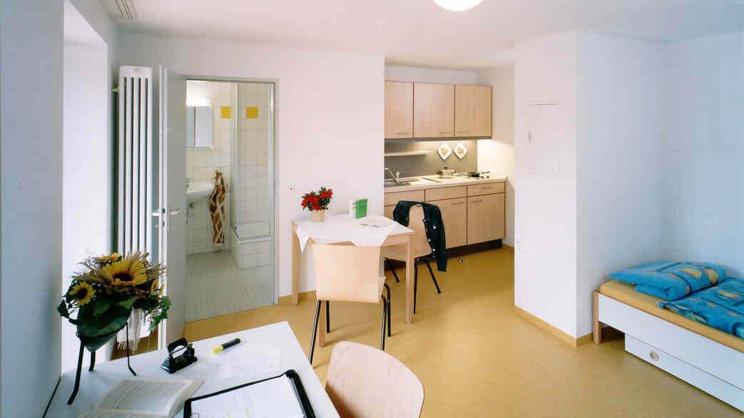 Bild eines möblierten Appartements
