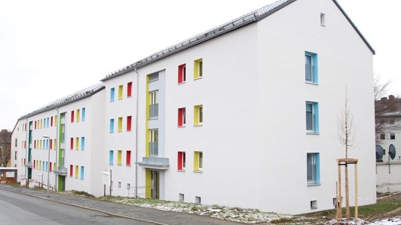 Bild der Mozartstraße 1, 3, 5